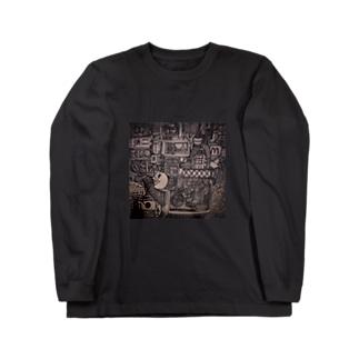 KAIBORG 03 Long sleeve T-shirts
