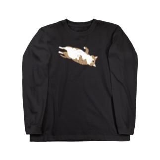 キジトラ Long sleeve T-shirts