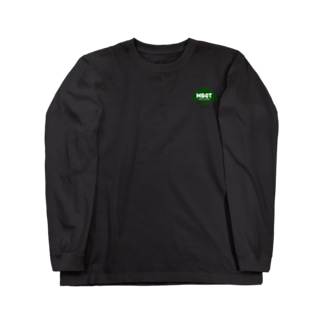 MBOT公式グッズのMBOT公式グッズ(オリジナルバージョン)) Long sleeve T-shirts