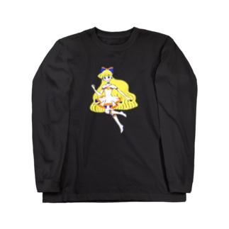 柑橘系魔法少女 Long sleeve T-shirts