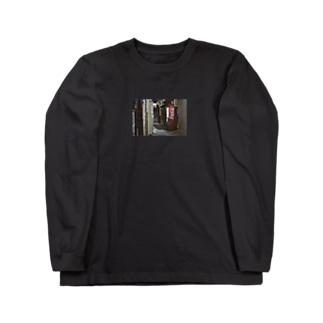 Nakanobu Long sleeve T-shirts