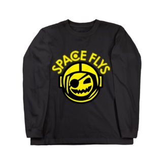 SPACE FLYS Long sleeve T-shirts