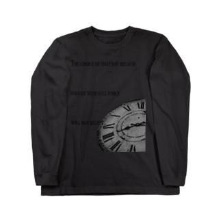LossTime Long sleeve T-shirts
