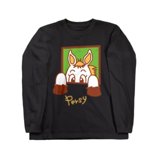 Persy(パーシー君) Long sleeve T-shirts