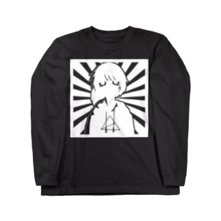 anica illust Long sleeve T-shirts