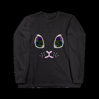A-KatzelのEl mundo de conejo Long sleeve T-shirts