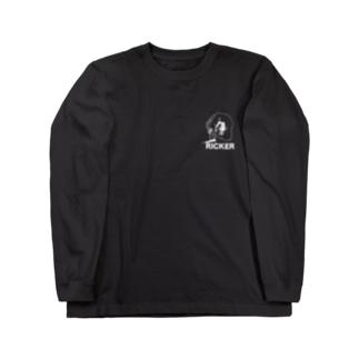 Ash rises L/S tee Long sleeve T-shirts