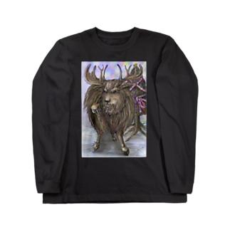 reindeer Long sleeve T-shirts