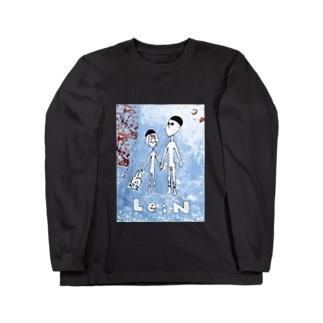 LeiN Long sleeve T-shirts