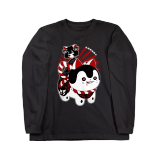 こまこちゃん Long sleeve T-shirts