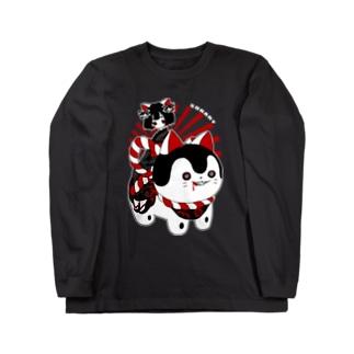 こまこちゃん Long sleeve T-shirts