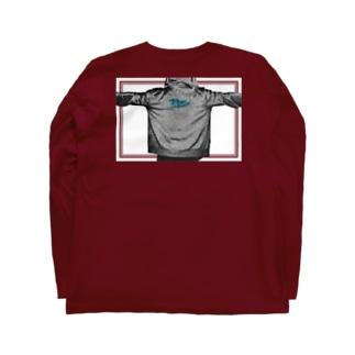 PB-BACK Long sleeve T-shirts