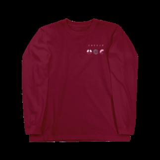 kayanoのミカクケンサ2 Long sleeve T-shirts