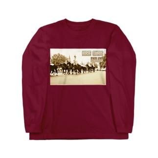 イギリス:王室騎兵(近衛騎兵) England: Horse Guards Long sleeve T-shirts