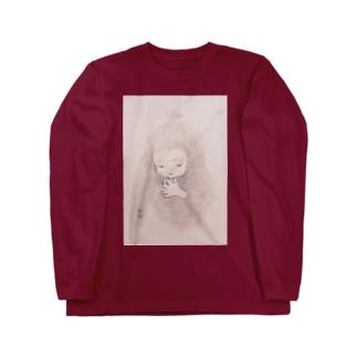 つか Long sleeve T-shirts
