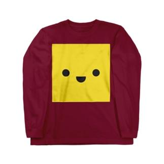 きいろいやつ Long sleeve T-shirts