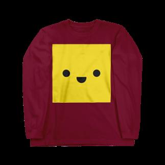 shimojuのきいろいやつ Long sleeve T-shirts