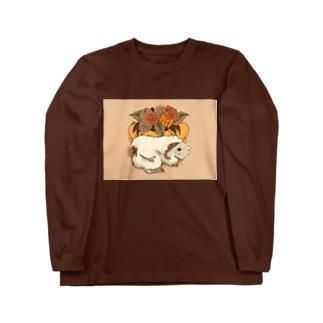 2018 October ロングスリーブTシャツ