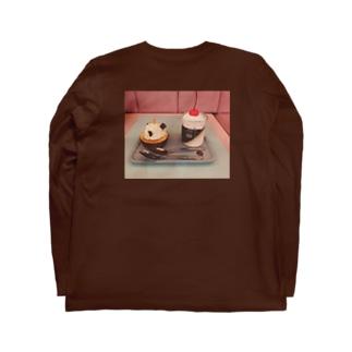 小さな幸せ Long sleeve T-shirts