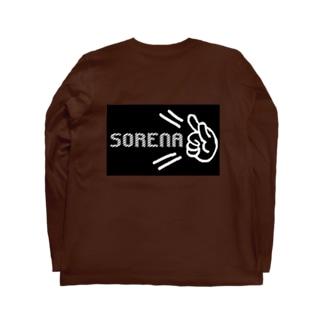 SORENA Long sleeve T-shirts