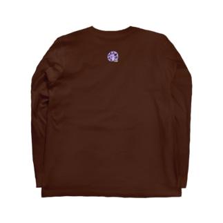 かたつむり楽団ちゃん Long sleeve T-shirts