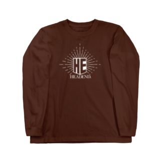 HE rogo Long sleeve T-shirts