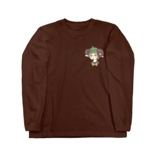 羊っ子 Long sleeve T-shirts