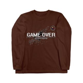 ガメオベラロングスリーブ Long sleeve T-shirts