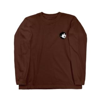 西園寺輝 Long sleeve T-shirts