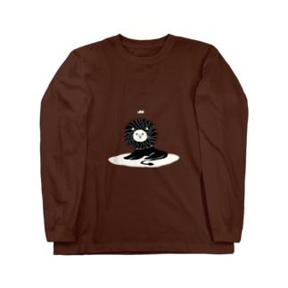 王様 Long sleeve T-shirts
