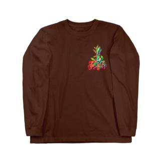 レチシリーズ Long sleeve T-shirts