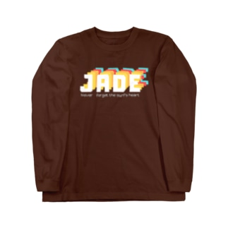 JADE  original ロングT Shirt Long sleeve T-shirts