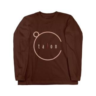 ℃-taion- Long sleeve T-shirts