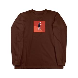 ダサくてこんなのいらないシリーズ Long sleeve T-shirts