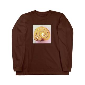 ハングリーガール. Guruguru Long Sleeve T-Shirt