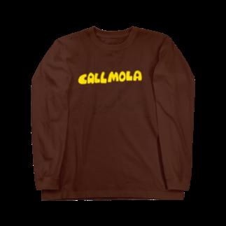 CHEBLOのCALL MOLA Long sleeve T-shirts