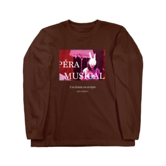Red room Long sleeve T-shirts