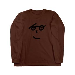 kameno_okuyasukunの飼い主 Long sleeve T-shirts