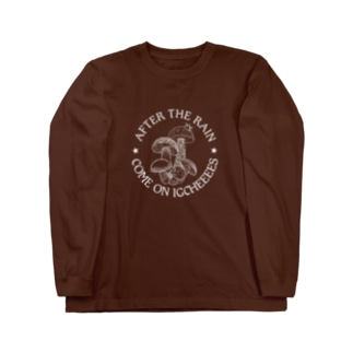 COME ON IGCHEEEES Long sleeve T-shirts