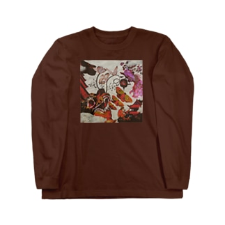 Chinese dancing all-night Long sleeve T-shirts