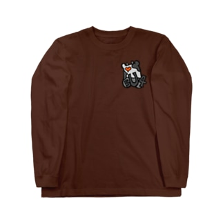 5U4 (子うし)くん Long sleeve T-shirts