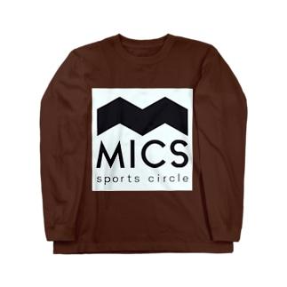 MICS公式グッズ Long sleeve T-shirts
