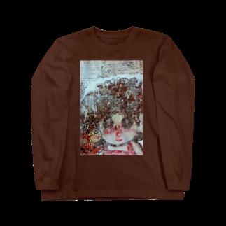 YONEのKISS Long sleeve T-shirts
