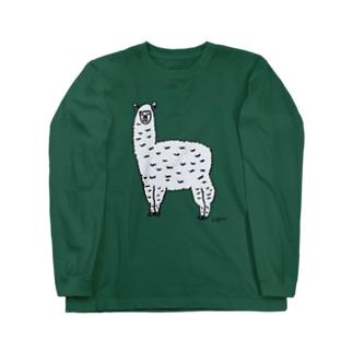 あるぱか。 Long sleeve T-shirts
