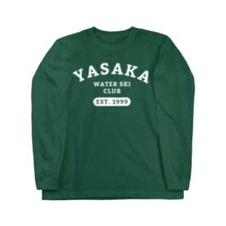 20周年記念グッズ -YASAKA- Long sleeve T-shirts