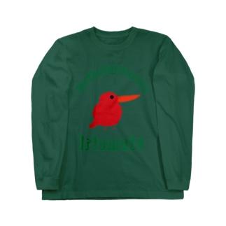 ハロー!沖縄 西表島 Long sleeve T-shirts