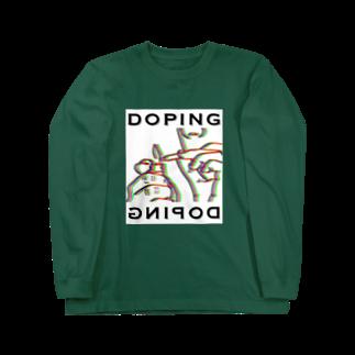 ChRiSUMARTのDOPING Long sleeve T-shirts