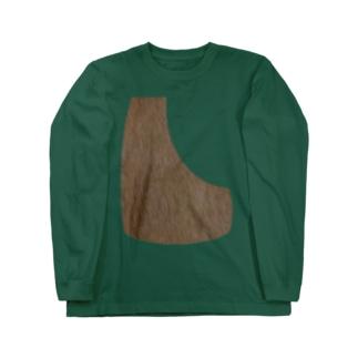 オーク Long sleeve T-shirts