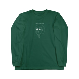 smile at any time Long sleeve T-shirts