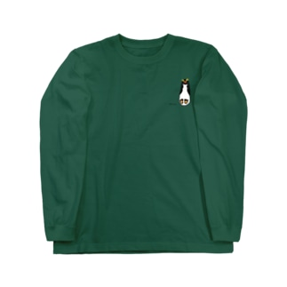 Fondhuのフィヨルドランドさん Long sleeve T-shirts
